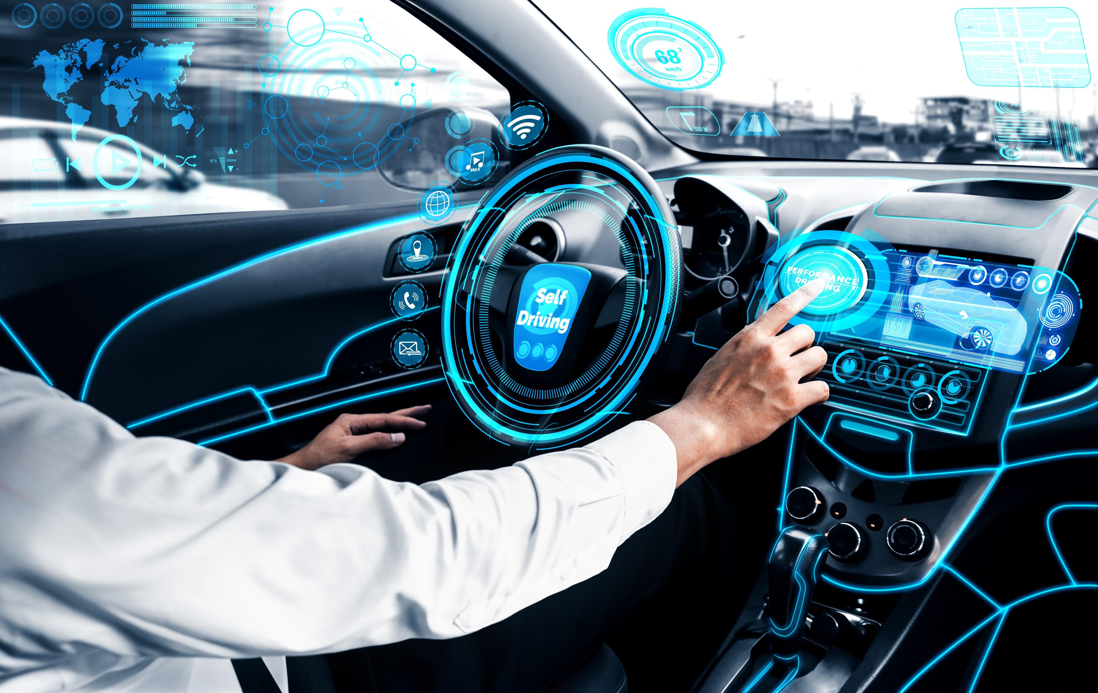 auto connesse