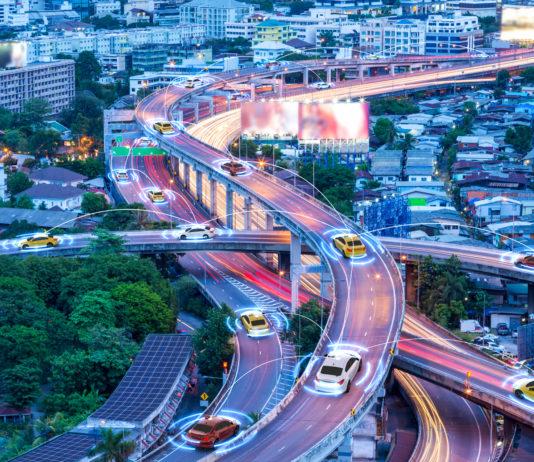 smart road