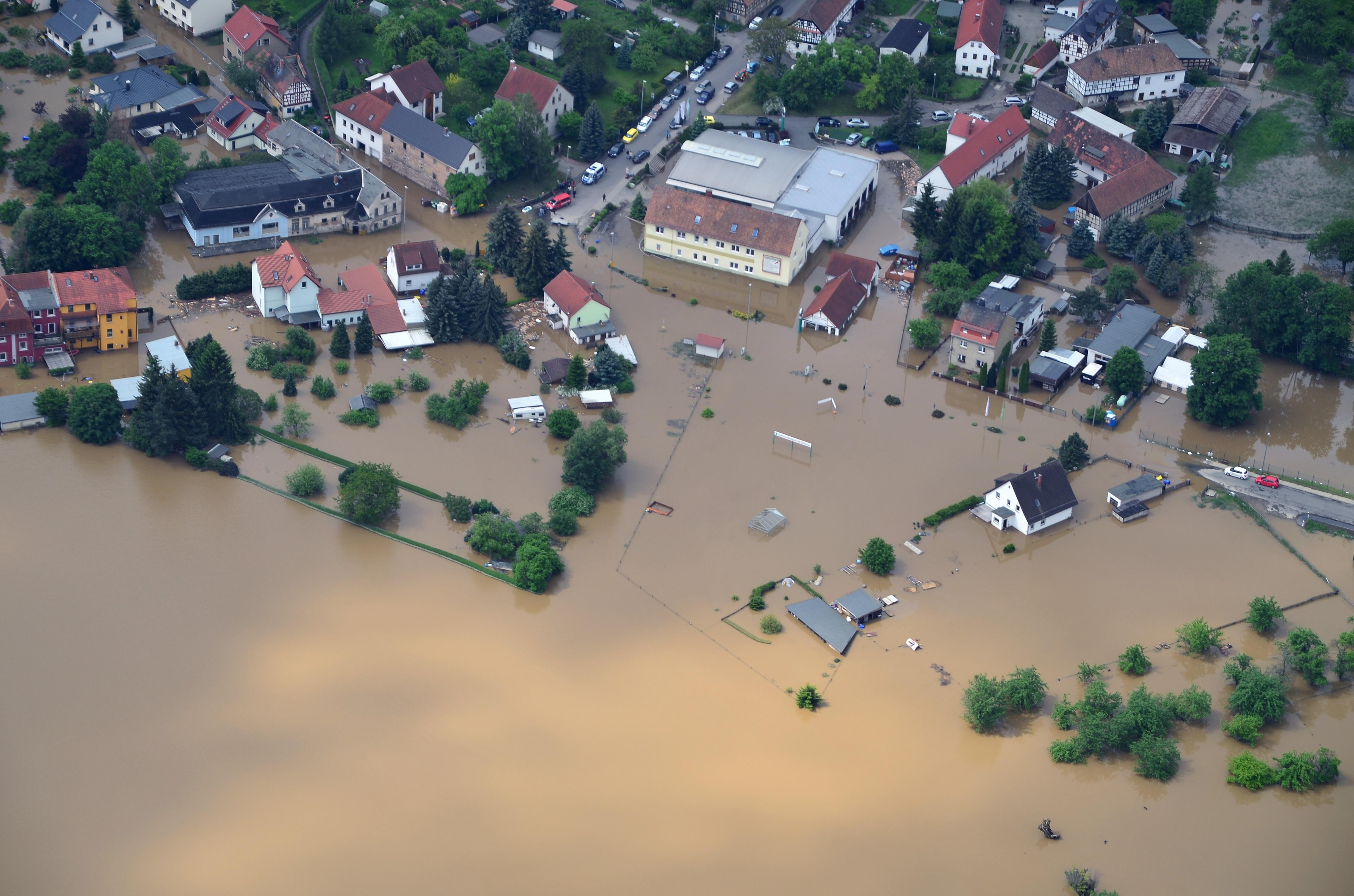 inondazione di luglio